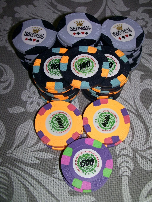 Stuff poker